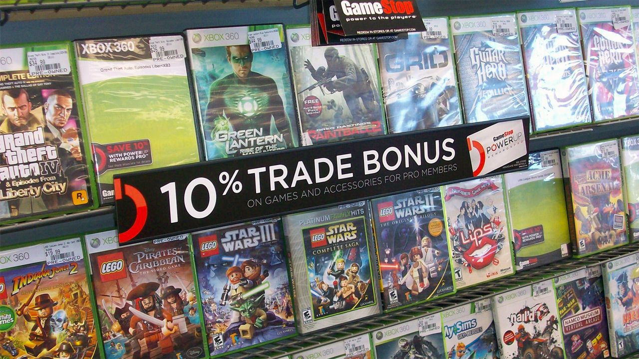 Gamestop guarda con sfiducia alla rivendita dei giochi in formato digitale