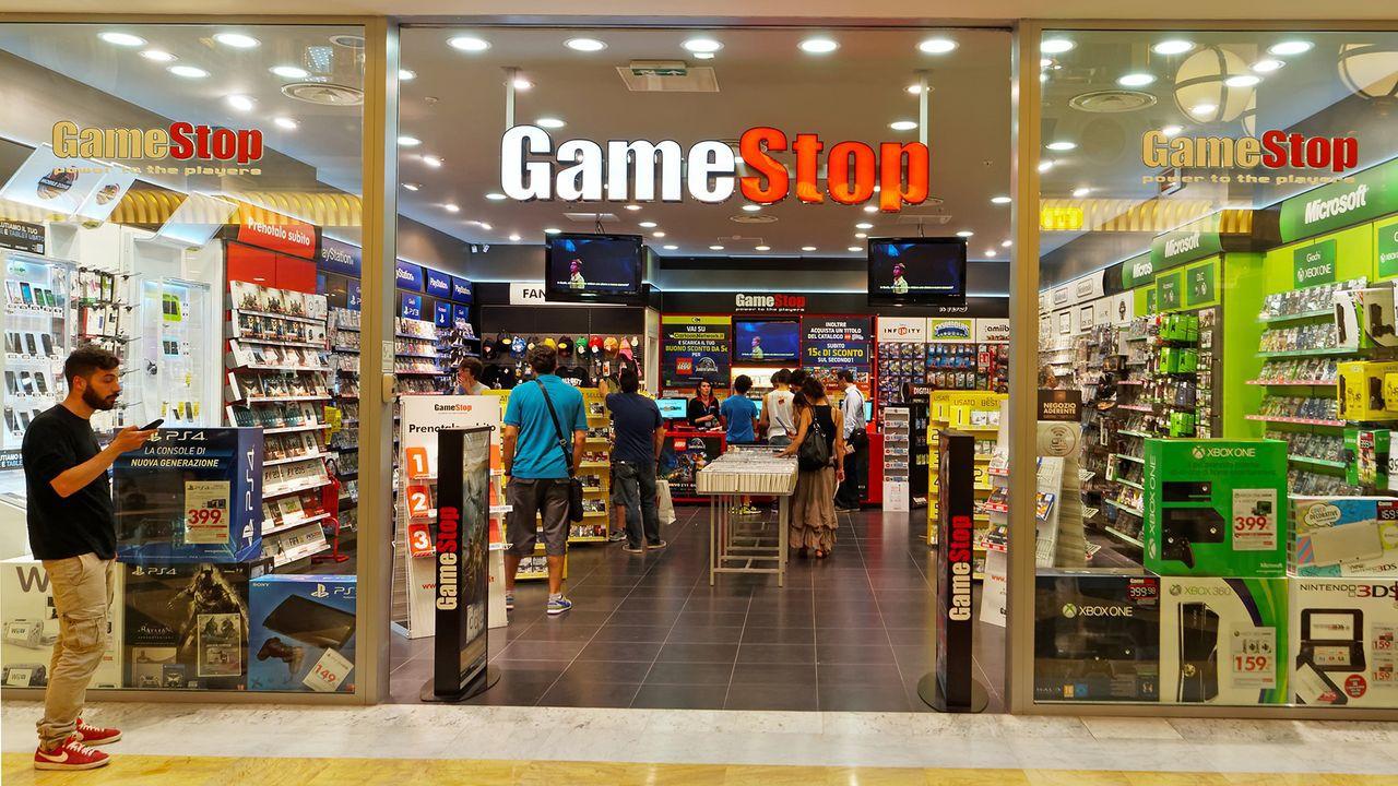 Gamestop: il lancio delle nuove console è imminente