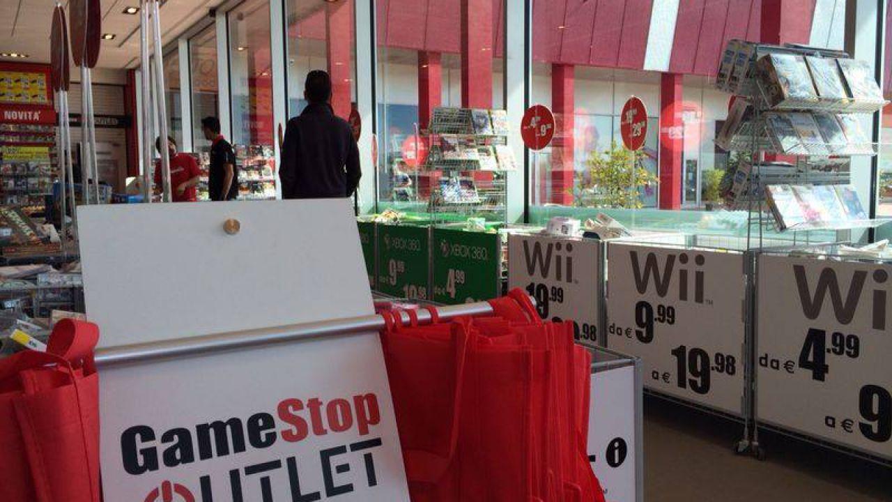 GameStop: profitti in calo nell'ultimo trimestre