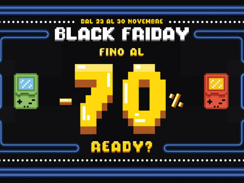 GameStopZing: Black Friday offers online with discounts up to 70%
