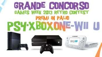 GamesWeek Retrocontest: ecco i tre vincitori!