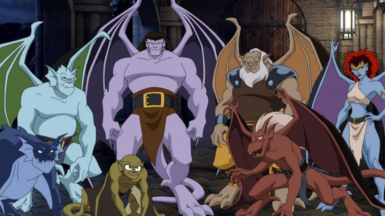Gargoyles, l'incredibile action figure di Golia della serie animata Disney!