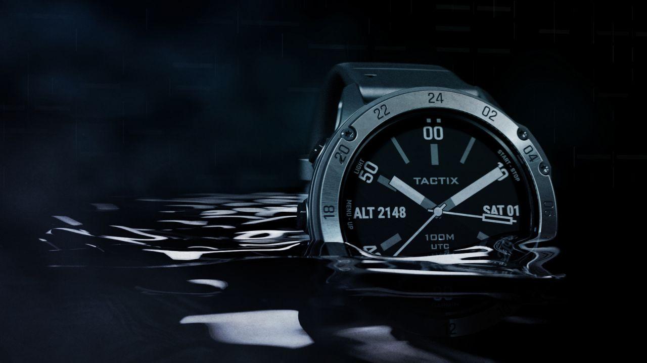 Garmin presenta il nuovo sportwatch Tactix Delta con schermo più grande: si parte da 899€