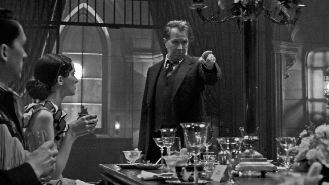 Gary Oldman parla di Mank: 'Chi ha scritto davvero la sceneggiatura di Quarto Potere?'
