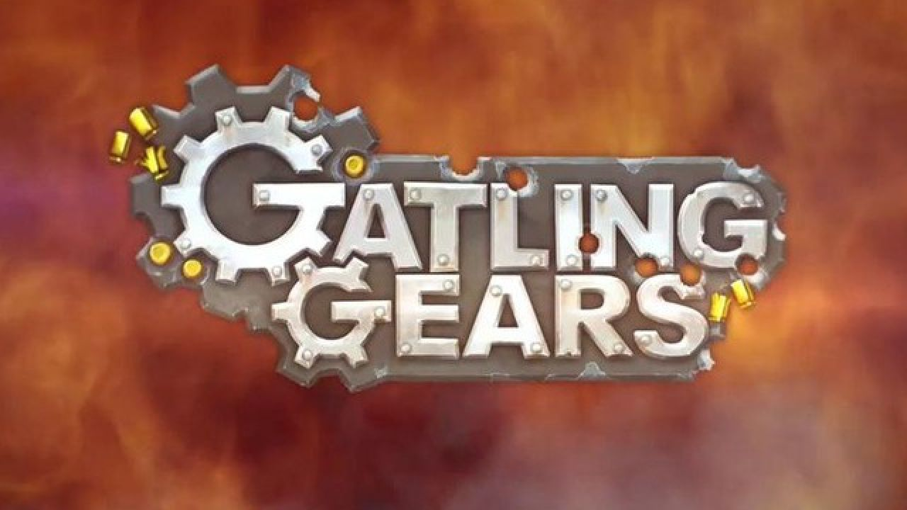 Gatling Gears disponibile su PC