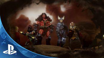 Gauntlet: Slayer Edition arriva domani su PlayStation 4