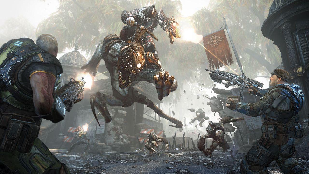 Gears 4 debutta all'E3 con un esplosivo video gameplay