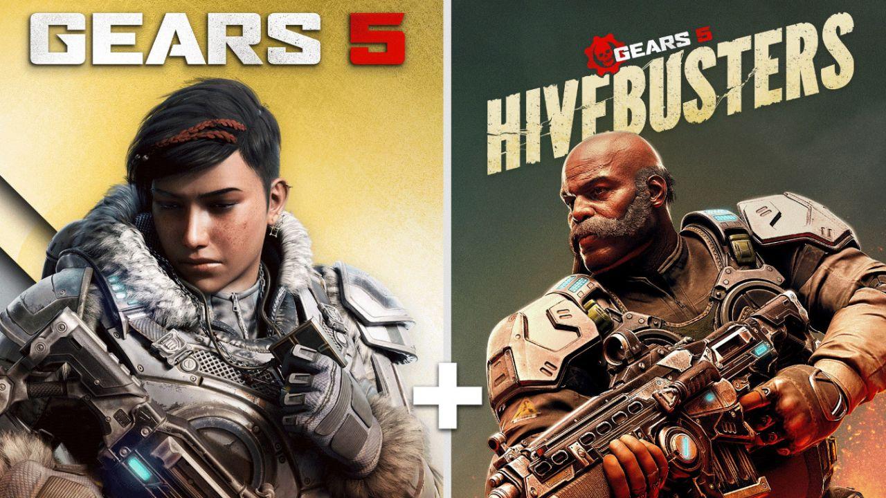 Gears 5: l'espansione Hivebusters tra i bonus della GOTY Edition su Xbox Game Pass