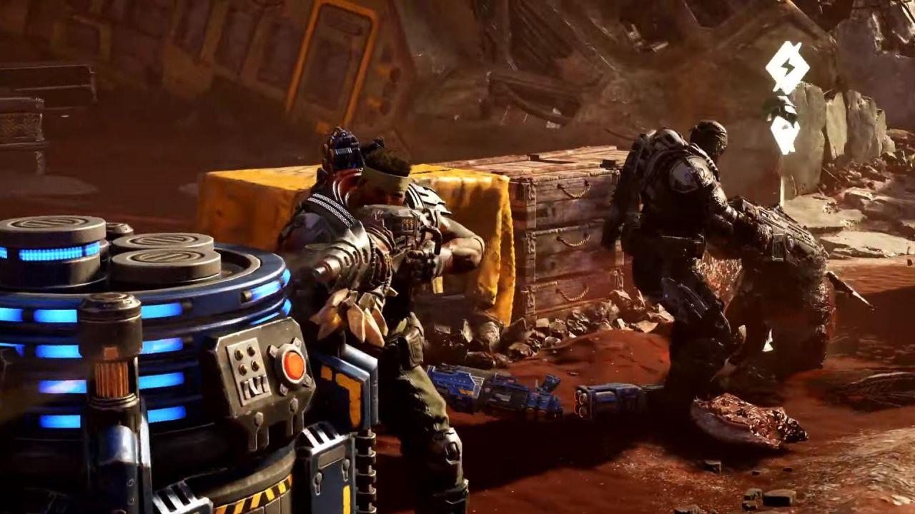 Gears 5: latenze ridotte e miglior responsività su Xbox Series X, ecco tutti i grafici