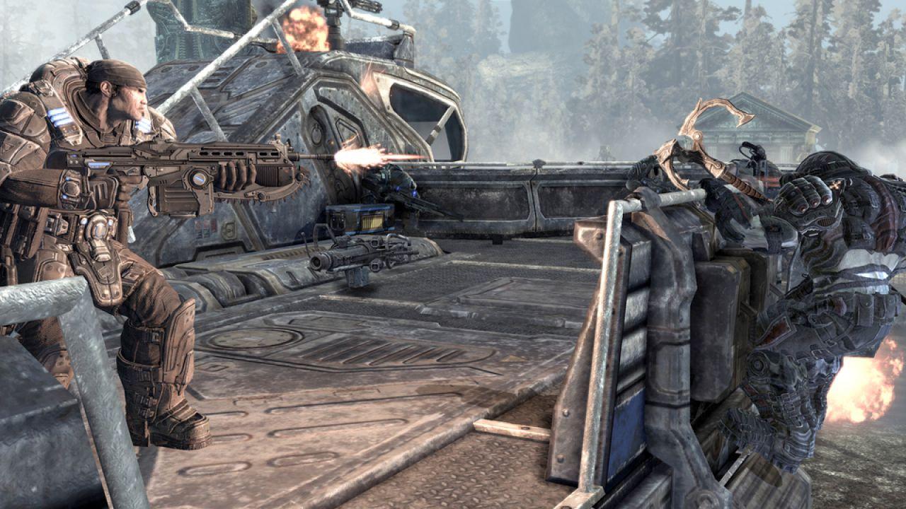 Gears of War 2: una valanga di punti esperienza fino al 5 Luglio