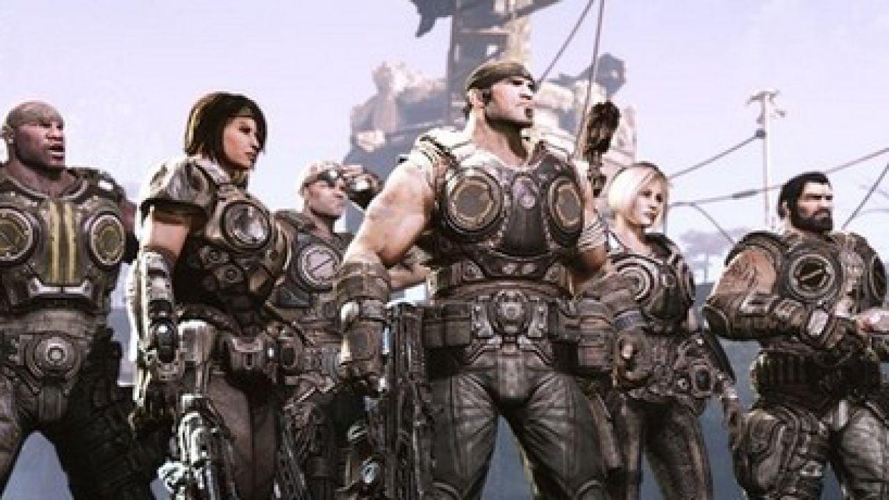 Gears of War 3: video dalle mappe contenute nel DLC 'Forze della Natura'