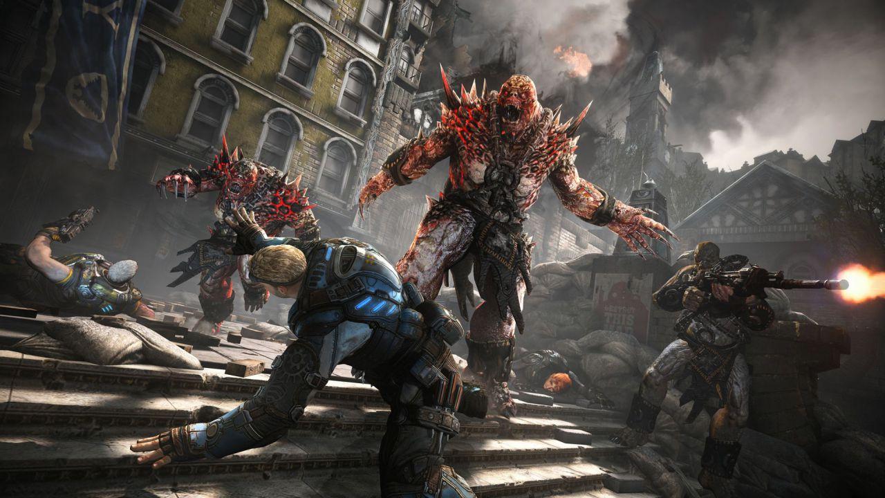 Gears of War 4 avrà toni più oscuri ma non sarà un horror