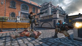 Gears of War 4 Beta: 30 minuti di gameplay in modalità Deathmatch