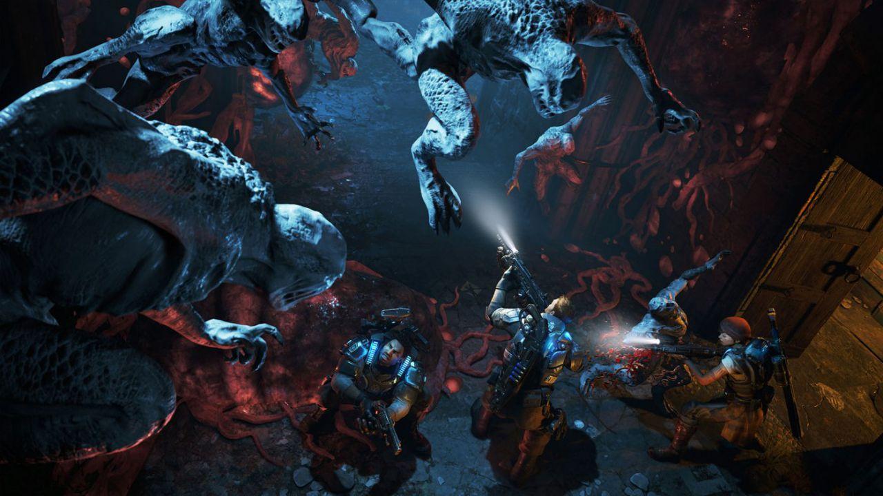 Gears of War 4: Digital Foundry analizza il frame rate della demo E3