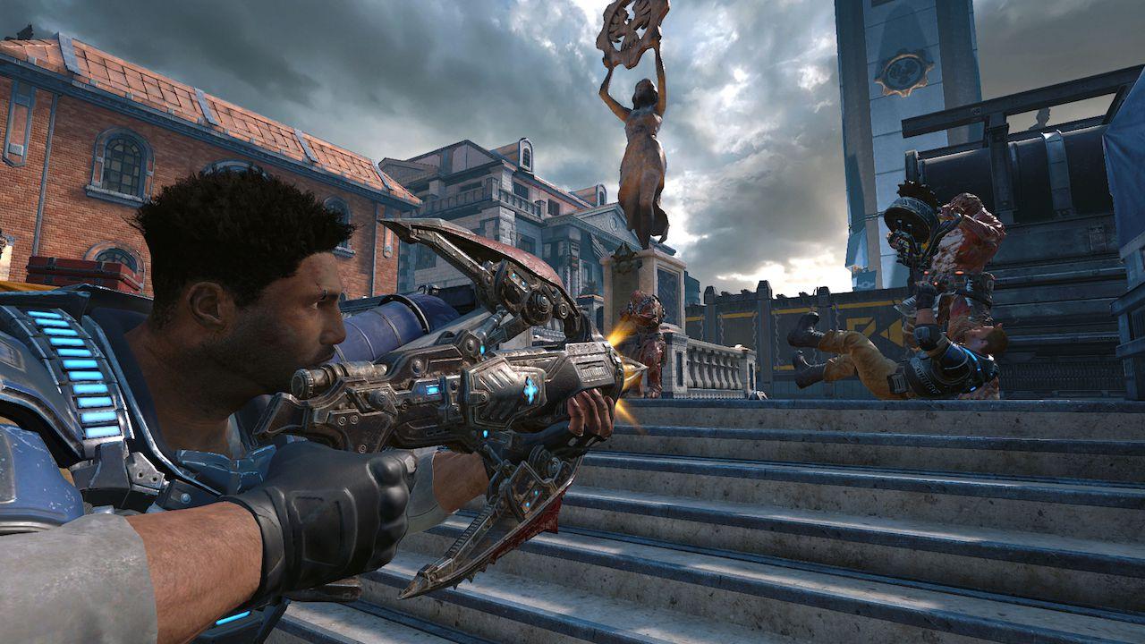 Gears of War 4: I DLC delle mappe multigiocatore saranno disponibili gratuitamente a rotazione