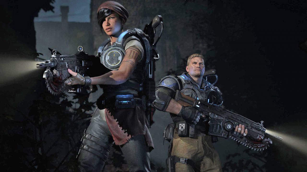 Gears of War 4: due trailer mostrano i miglioramenti grafici rispetto alla beta