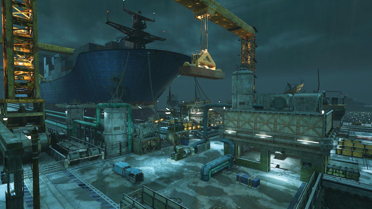 Gears of War 4: Due video per la mappa multigiocatore Impact