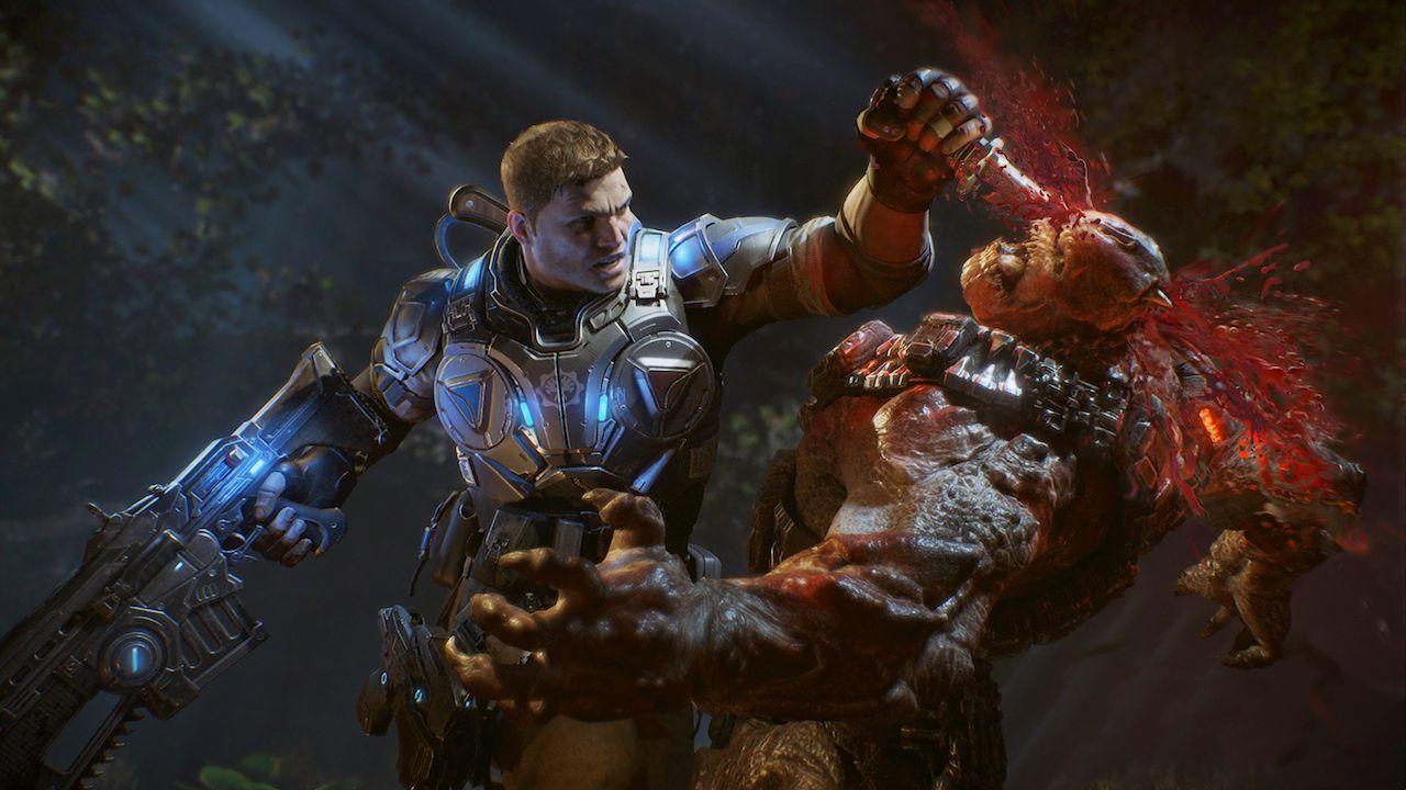 Gears of War 4: immagini in alta risoluzione della campagna