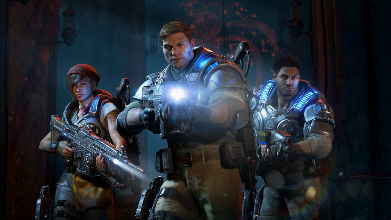 Gears of War 4 in regalo a chi acquista una scheda GTX 1070 o 1080