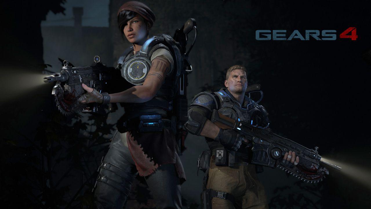 Gears of War 4: JD Fenix sarà il protagonista del gioco