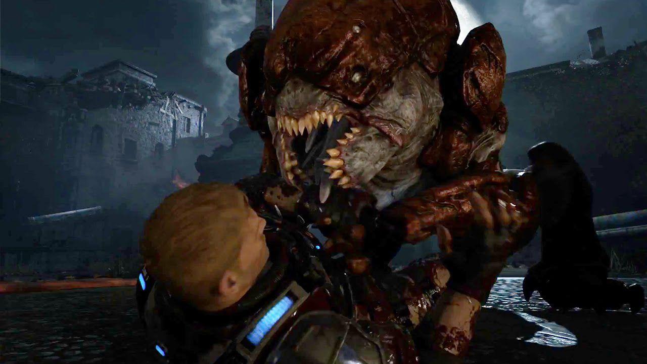 Gears of War 4: la campagna girerà a 30 fps e 1080p