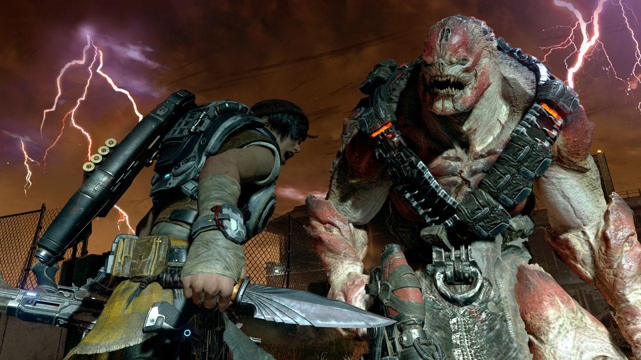 Gears of War 4 non supporterà l'HDR su PC al lancio