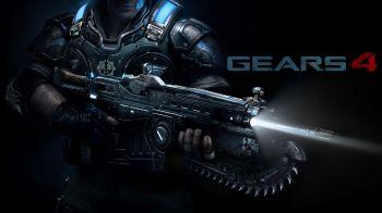 Gears of War 4 per PC mostra i muscoli in questo video gameplay dalla Gamescom