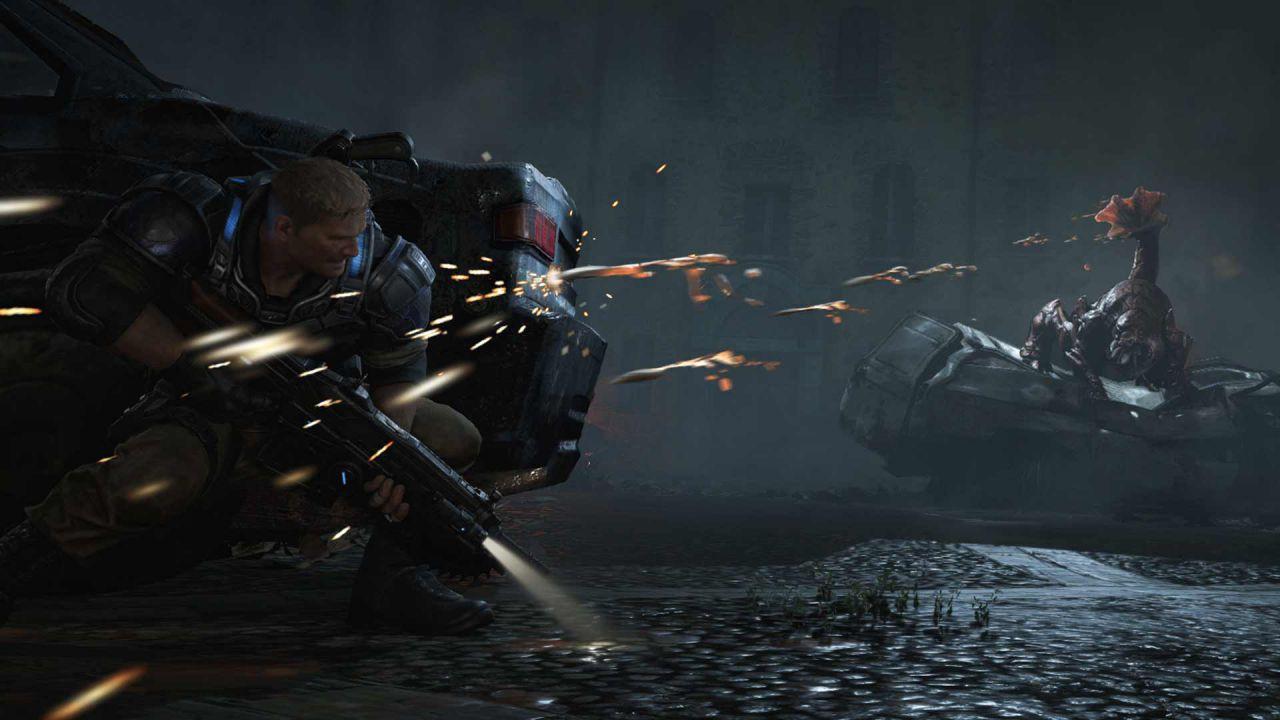 Gears of War 4: Phil Spencer loda il titolo