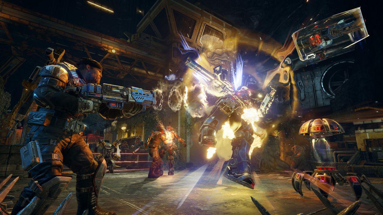Gears of War 4: le recensioni saranno pubblicate a partire dal 6 ottobre