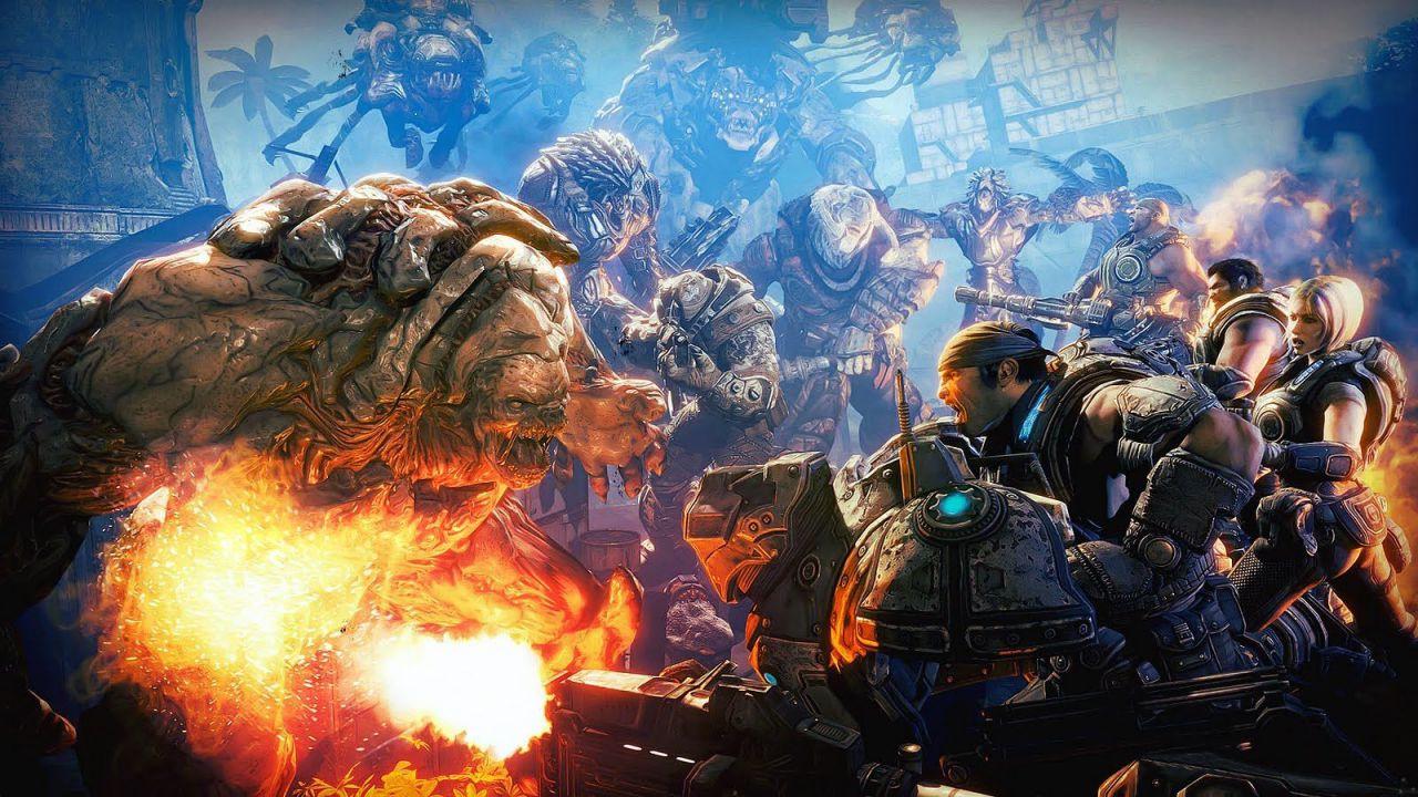Gears of War 4 sarà il protagonista del prossimo numero di Game Informer