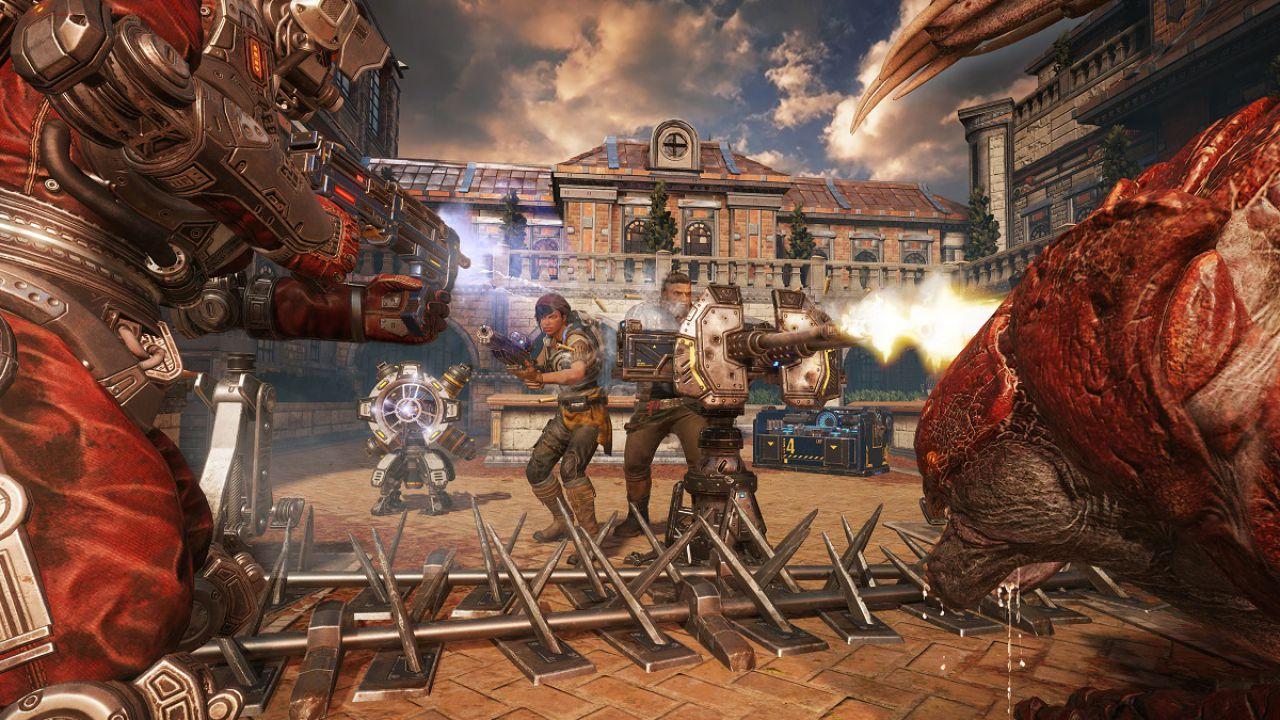Gears of War 4: segnalati problemi di lag in multiplayer
