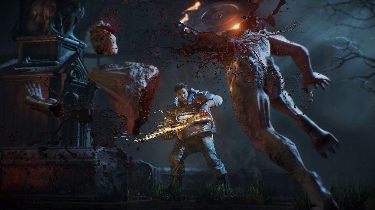 Gears of War 4: un'ora di gameplay della modalità Orda
