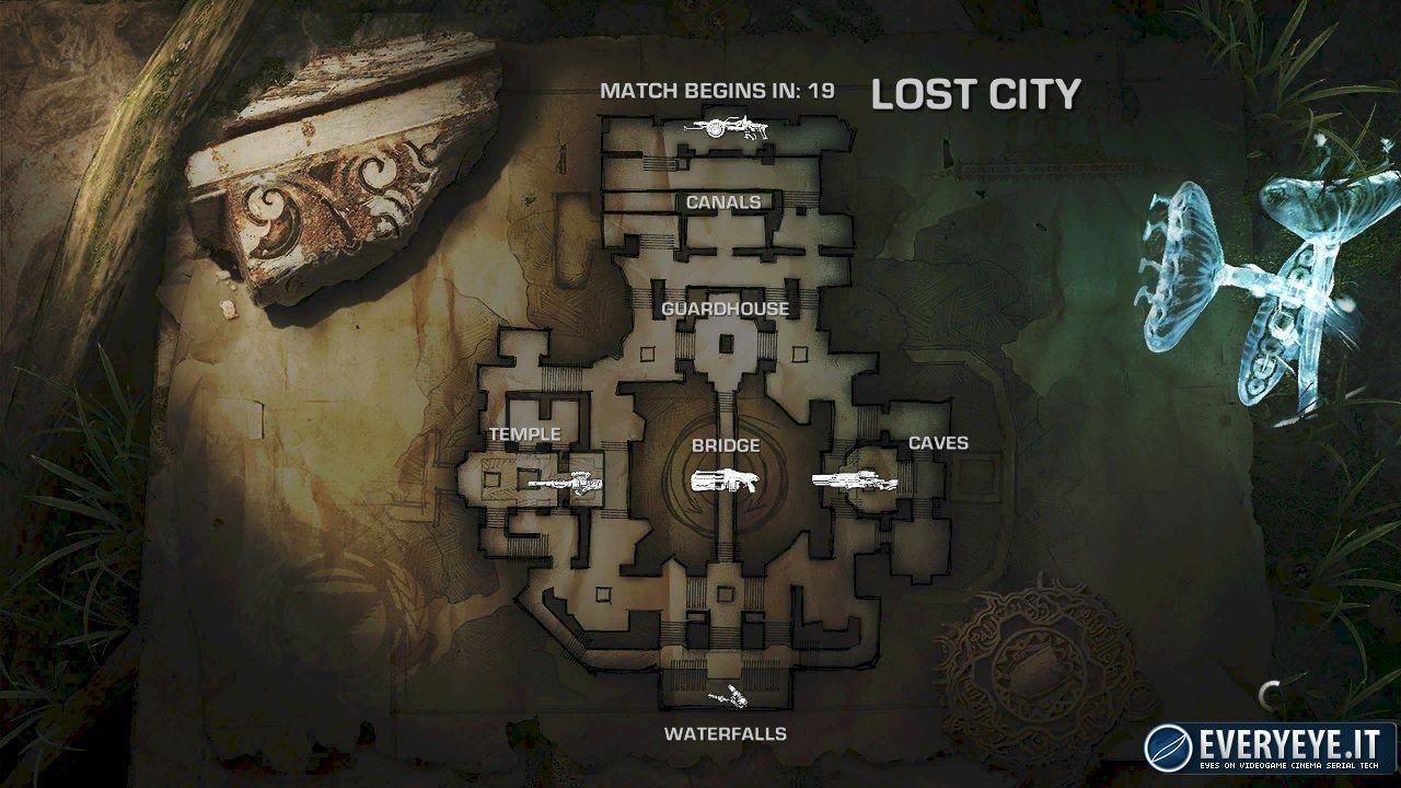 Gears of War: Judgement: in arrivo una nuova mappa gratuita