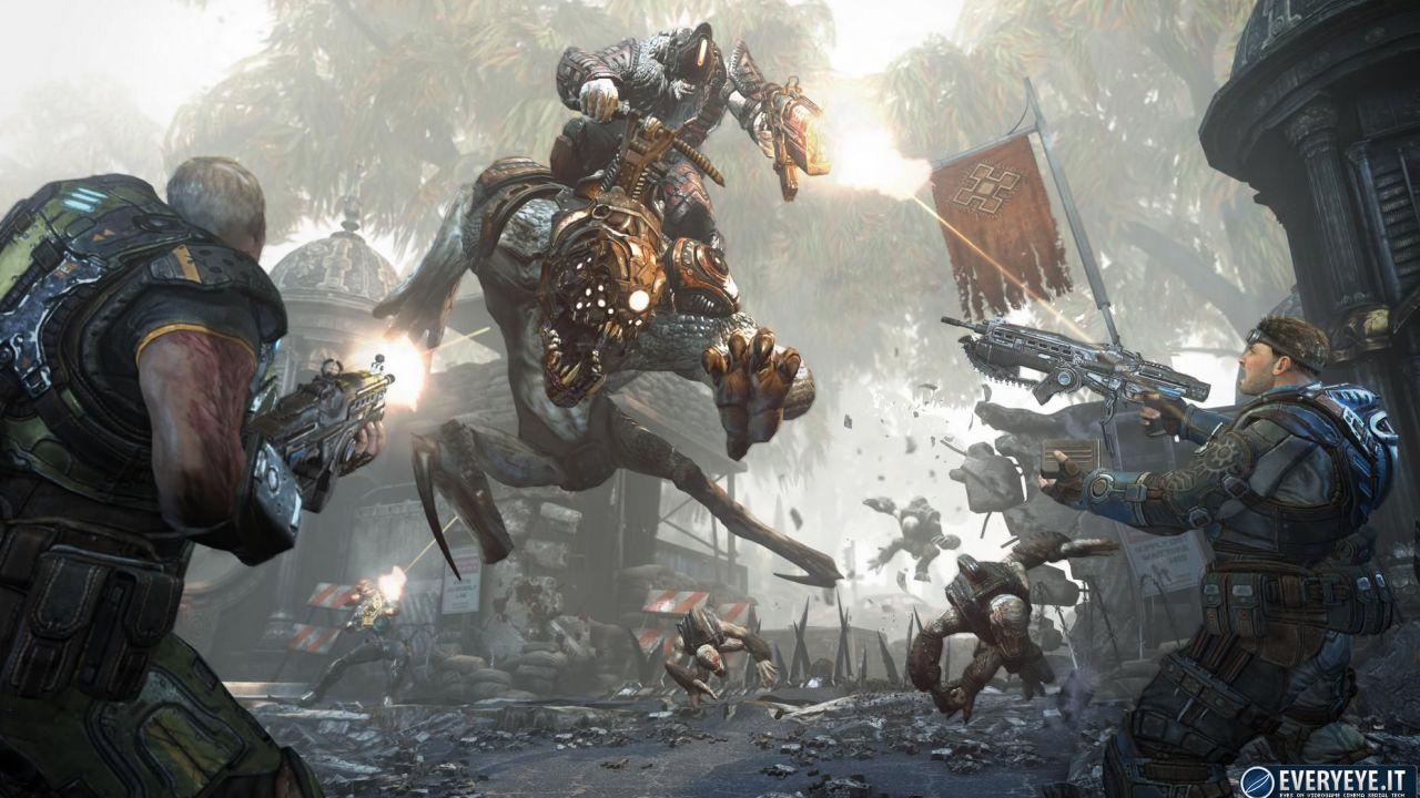 Gears of War: Judgement: il punto di vista degli sviluppatori