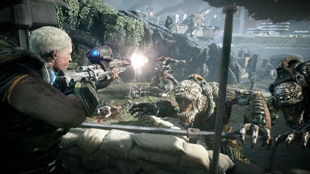 Gears of War: Judgment: annunciato il pacchetto mappe ' Call to Arms'
