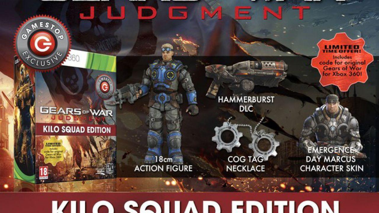 Gears of War: Judgment: confermato il Season Pass