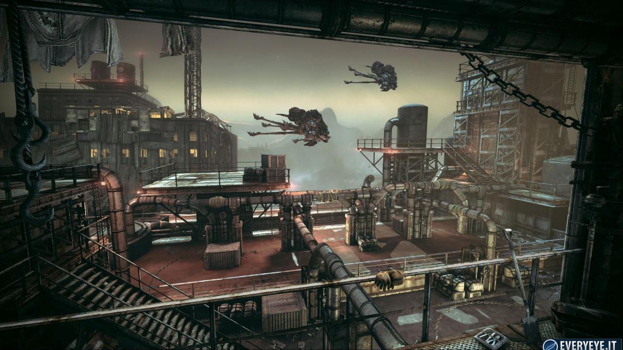 Gears of War: Judgment dispone di una seconda campagna ambientata alla fine di Gears 3