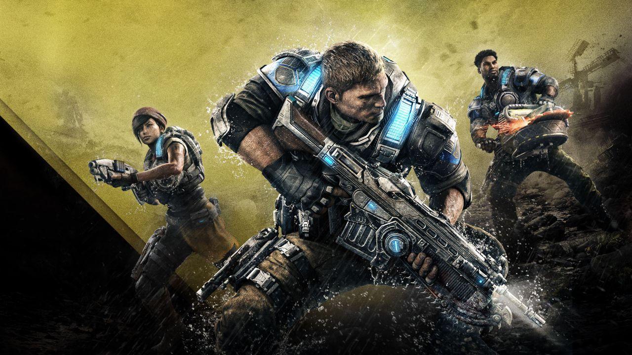 Xbox One S: annunciato un bundle con Gears of War 4