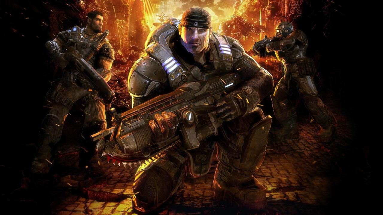 Gears of War Ultimate Edition a confronto con l'originale