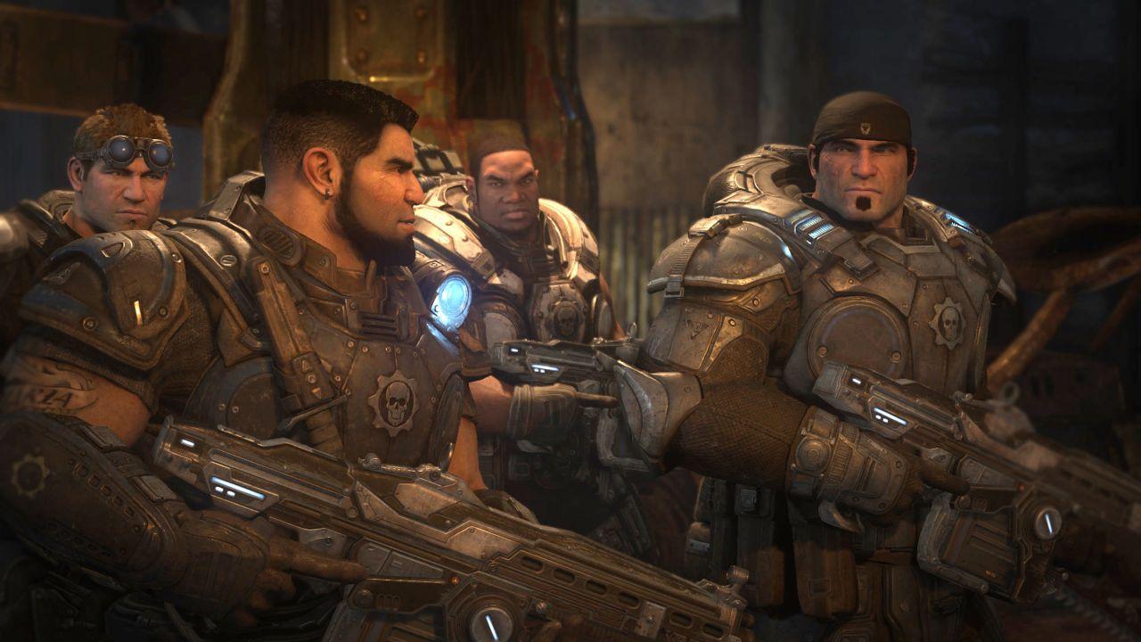 Gears of War Ultimate Edition: doppi punti esperienza per tutto il weekend