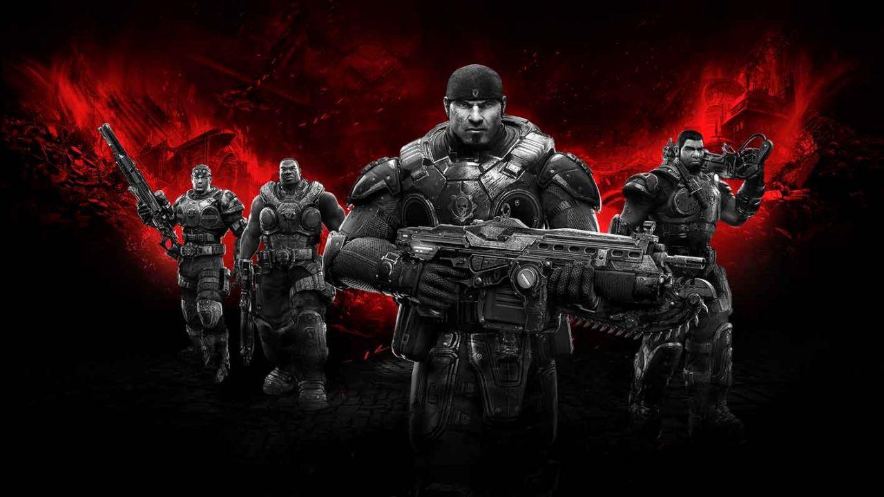 Gears of War Ultimate Edition giocato da PAN1C su Twitch - Replica Live 28/08/2015