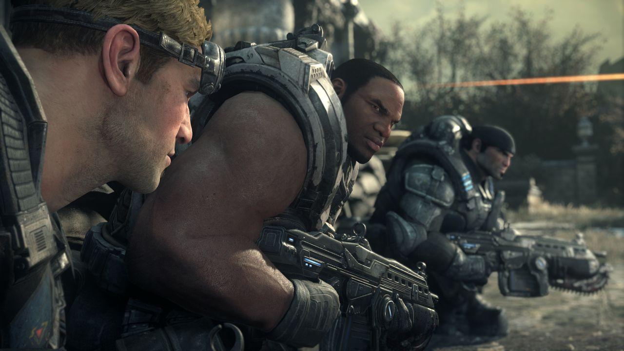 Gears of War Ultimate Edition per PC disponibile ora su Windows Store