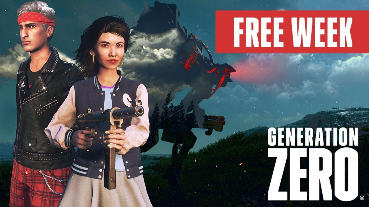 Generation Zero gratis, giocabile su Steam per una settimana: i dettagli