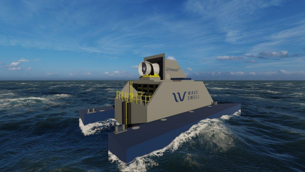 Generatore rivoluzionario promette di creare energia pulita grazie alle onde