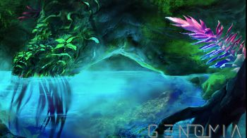Genomia: screenshot e concept art