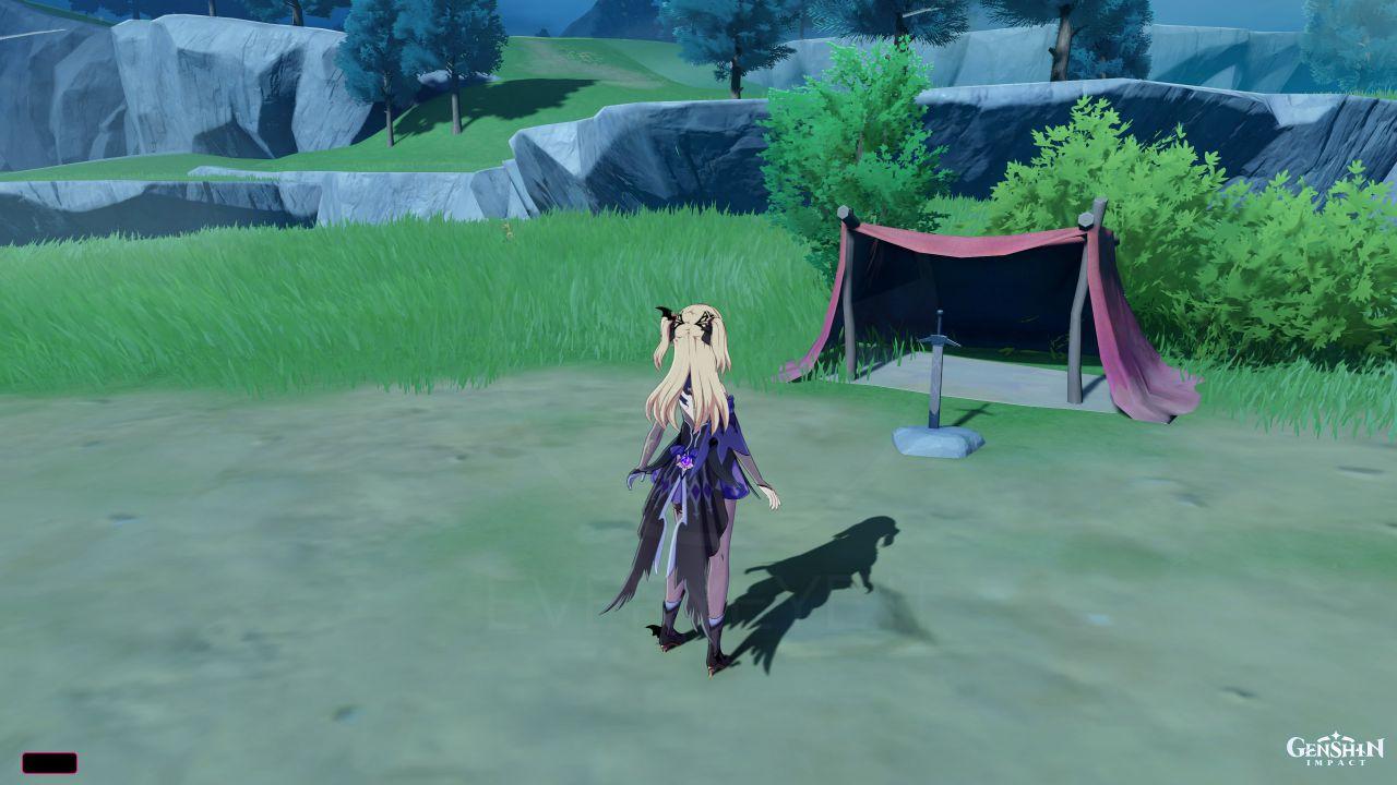 Genshin Impact, easter egg: come trovare la Master Sword di The Legend of Zelda
