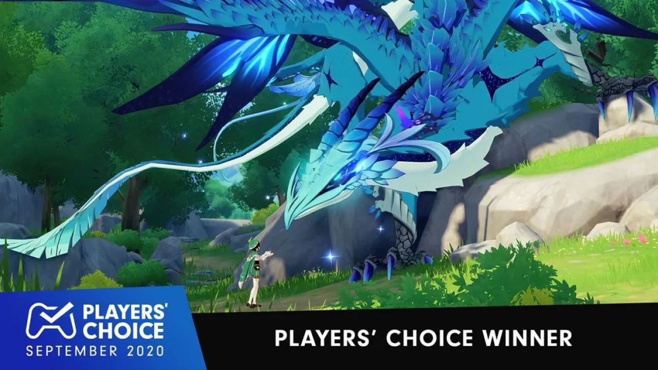 Genshin Impact è il miglior gioco di settembre 2020 per gli utenti PS4