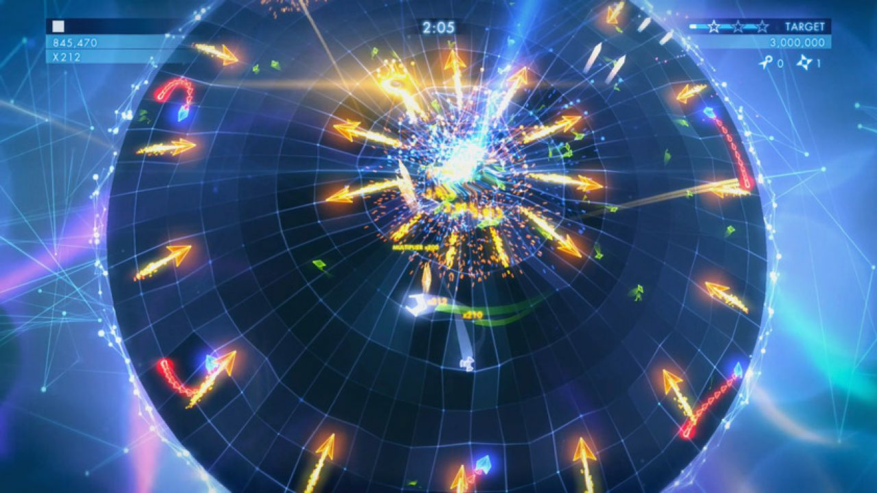 Geometry Wars 3: Dimension, nuovo video gameplay