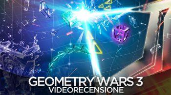 Geometry Wars 3 Dimensions confermato per PlayStation Vita