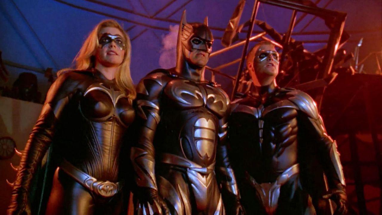 George Clooney: Batman & Robin è il film che mi ha cambiato la carriera